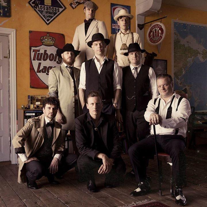 Thorbjørn Risager Band @ Walthers musikcafe (Duo) - Skanderborg, Denmark