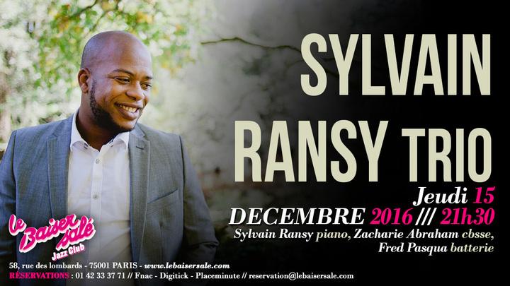Sylvain Ransy @ Baiser Salé - Paris, France