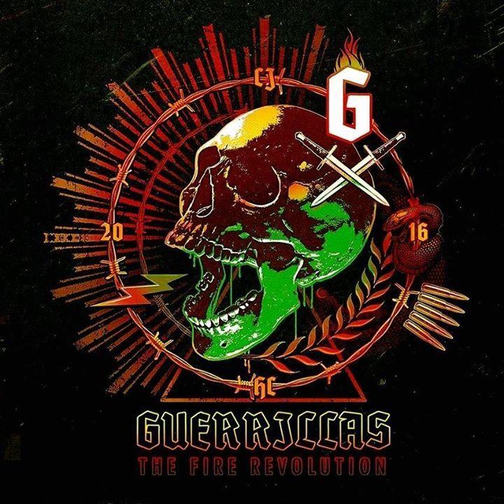 GUERRILLAS Tour Dates
