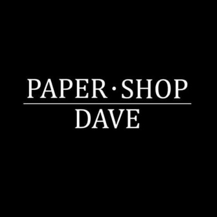 Paper Shop Dave Tour Dates