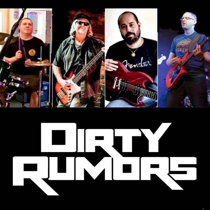 Dirty Rumors Tour Dates