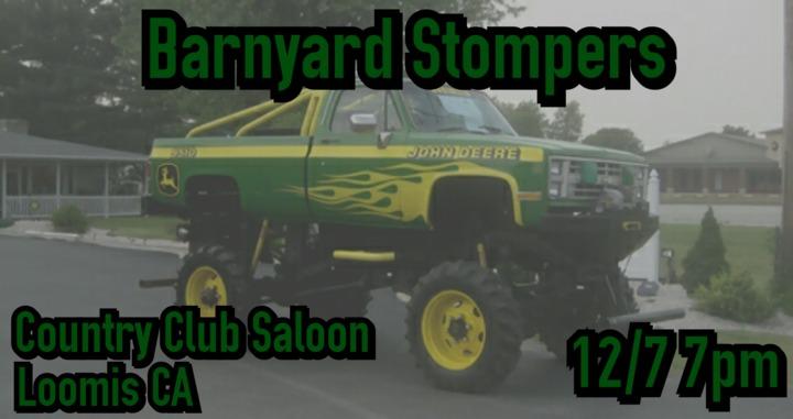 Barnyard Stompers @ Country Club Saloon  - Loomis, CA