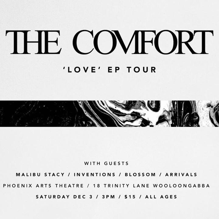 Arrivals Tour Dates
