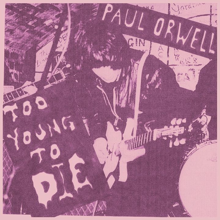 Paul Orwell Tour Dates