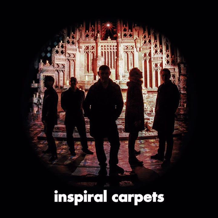 Inspiral Carpets Tour Dates