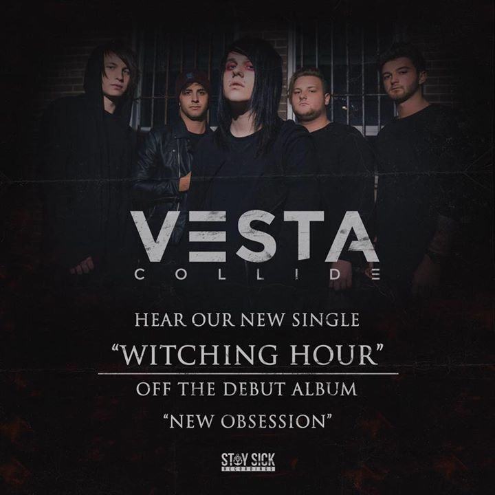 Vesta Collide Tour Dates