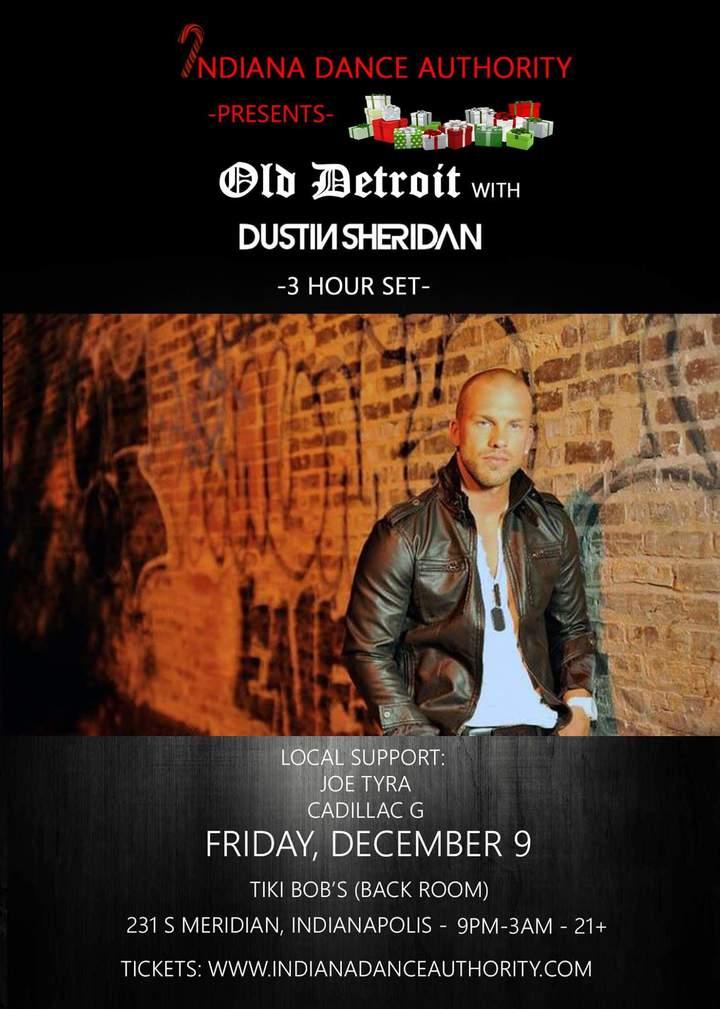 Dustin Sheridan @ TIKI BOB'S - Indianapolis, IN