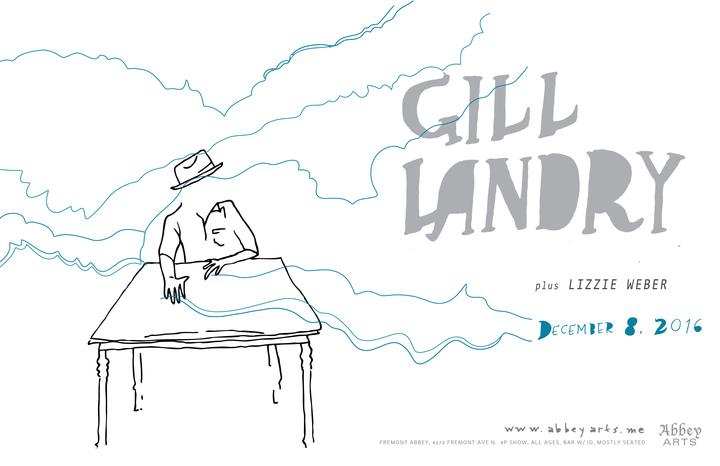 Gill Landry @ Fremont Abbey Arts Center - Seattle, WA