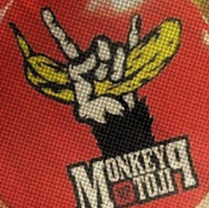 Monkey Pilot 猴子飛行員 Tour Dates