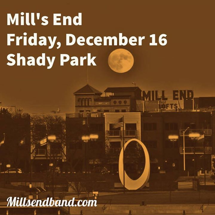 Mill's End Tour Dates