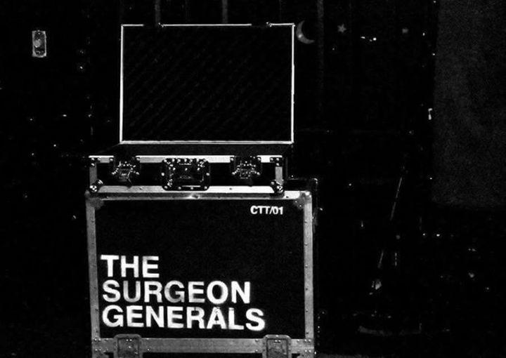 THE SURGEON GENERALS Tour Dates