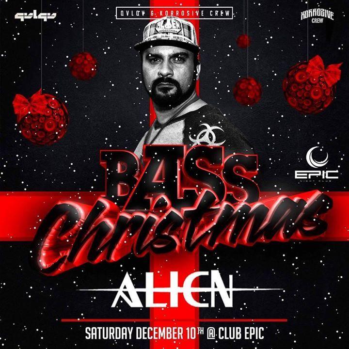 DJ Alien Tour Dates