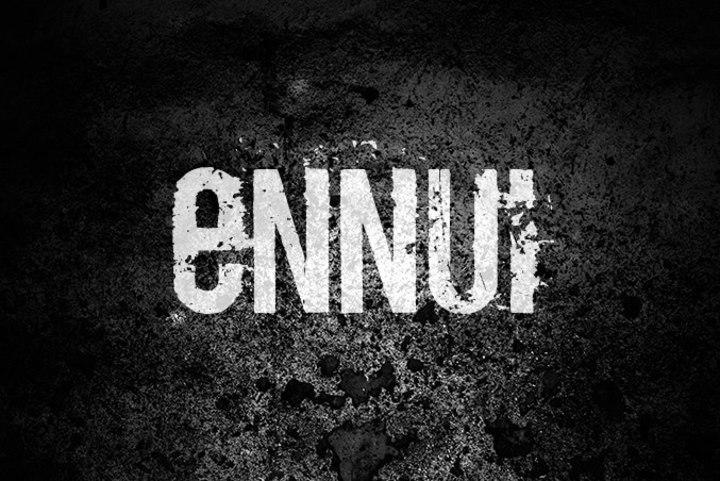 Ennui Tour Dates