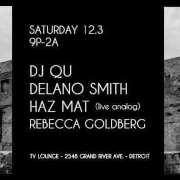 DJ Qu Tour Dates