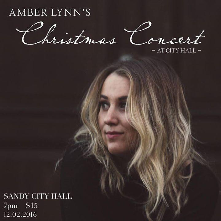 Amber Lynn Tour Dates