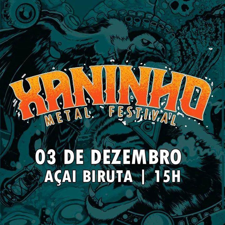 Xaninho Discos Tour Dates