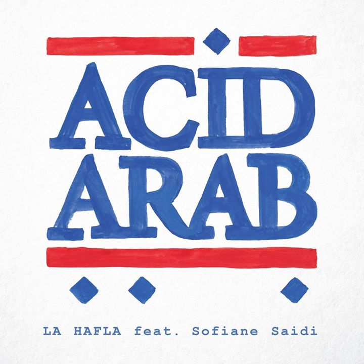 Acid Arab @ L'Aeronef - Lille, France