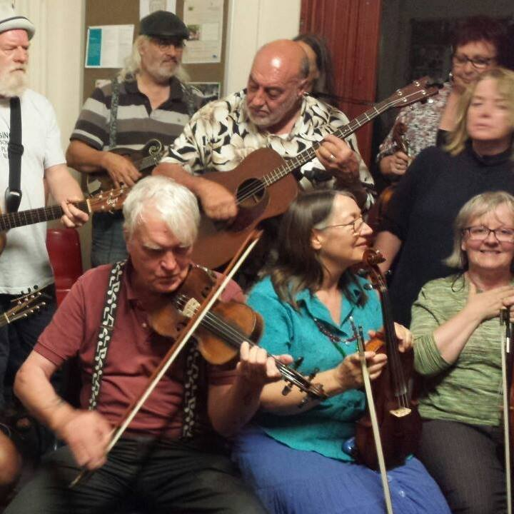 Brunswick Old Time String Orchestra Tour Dates