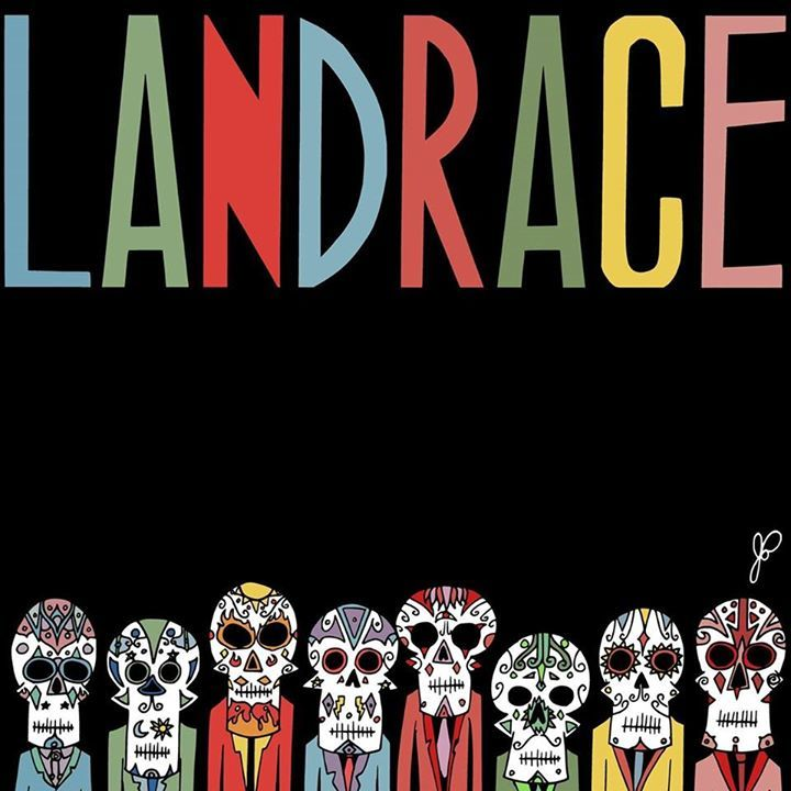 LANDRACE Tour Dates