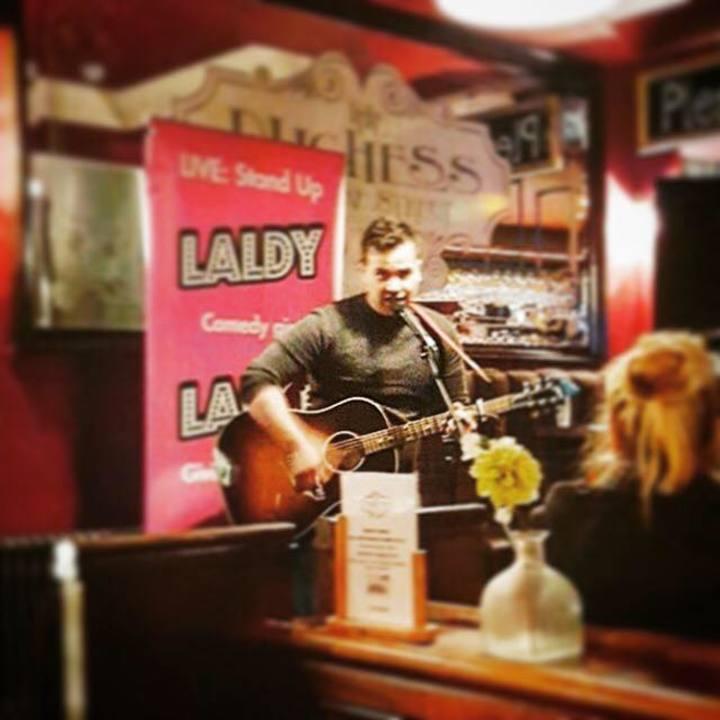 Mr Fibbers @ The Stand - Glasgow, United Kingdom