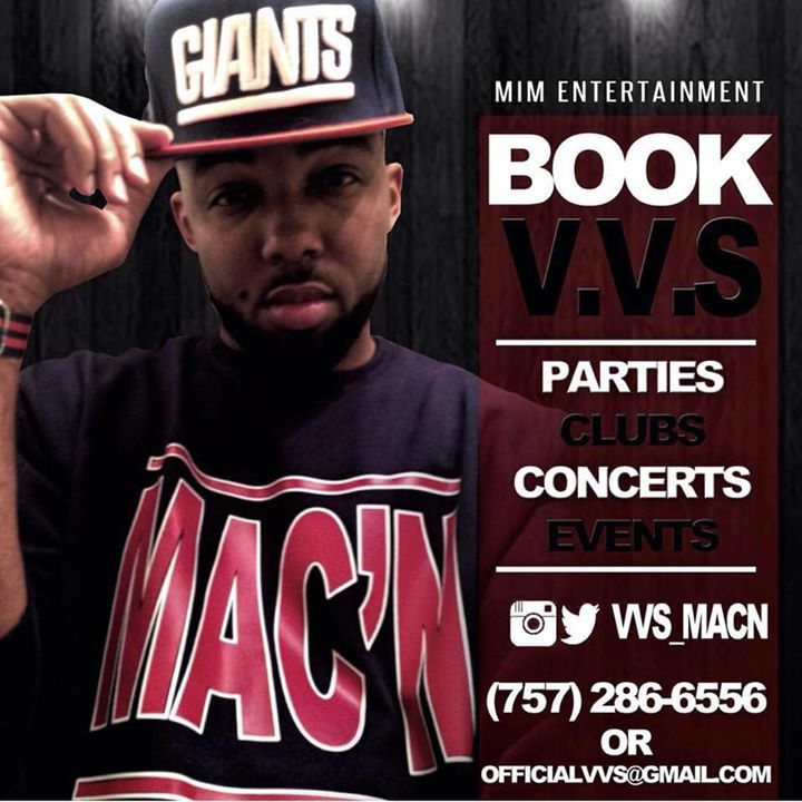 V.V.S Tour Dates