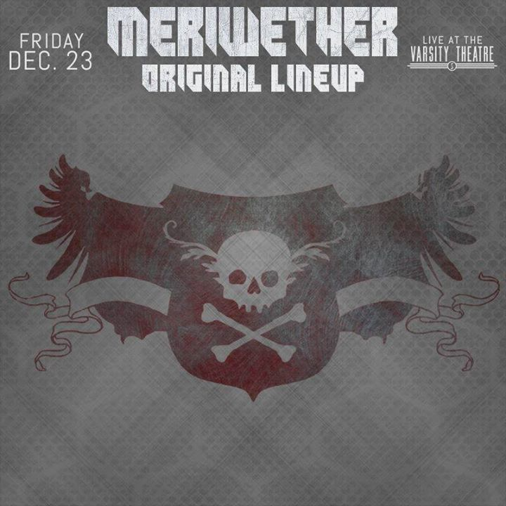 Meriwether Tour Dates