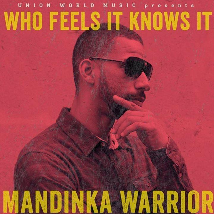 Mandinka Warrior Tour Dates