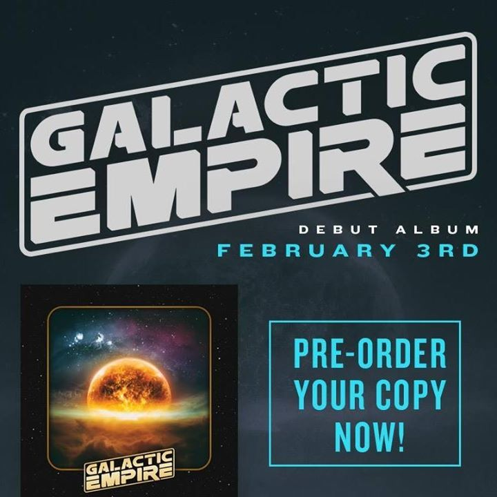 Galactic Empire Tour Dates