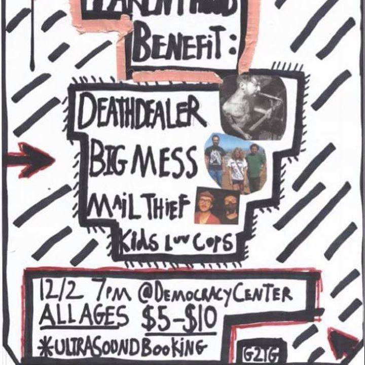 Death Dealer Tour Dates