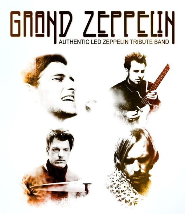 Grand Zeppelin Tour Dates