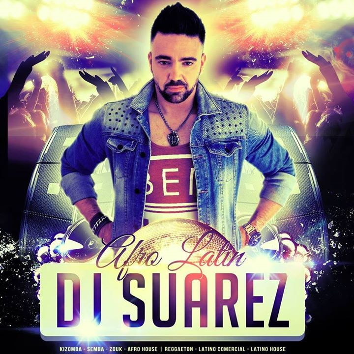 DJ Suarez Tour Dates