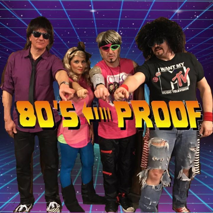 80's Proof Tour Dates