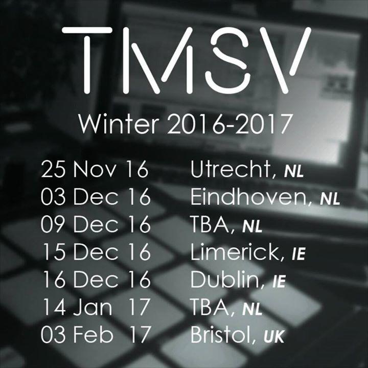 TMSV Tour Dates