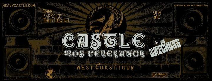 MOS GENERATOR @ Thee Parkside - San Francisco, CA