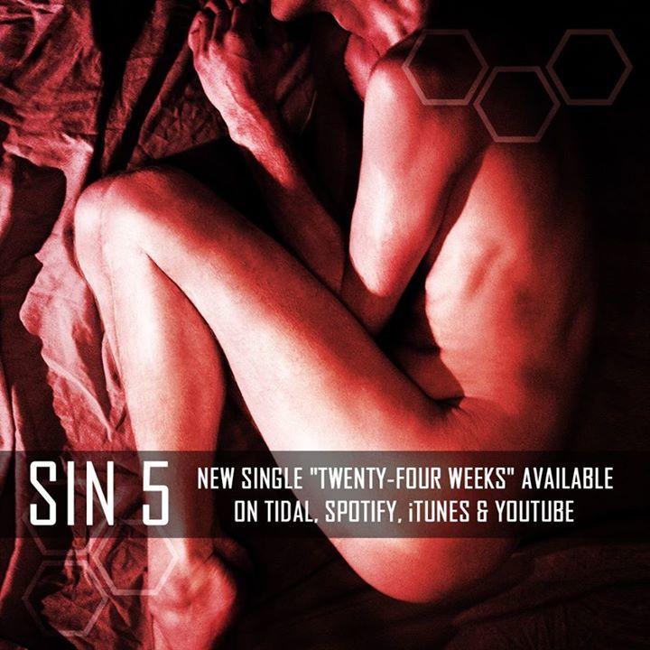 Sin 5 Tour Dates