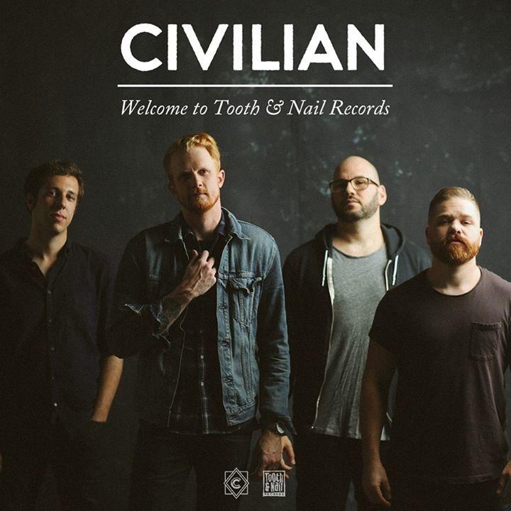 Civilian Tour Dates