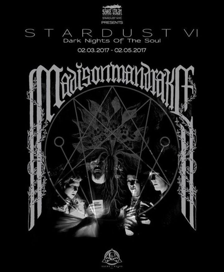 Madison Mandrake Tour Dates