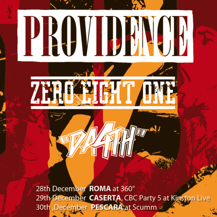 Providence Tour Dates