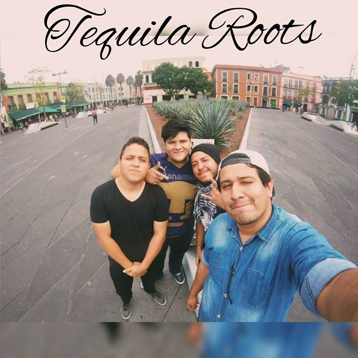 Tequila Roots -Oficial Tour Dates