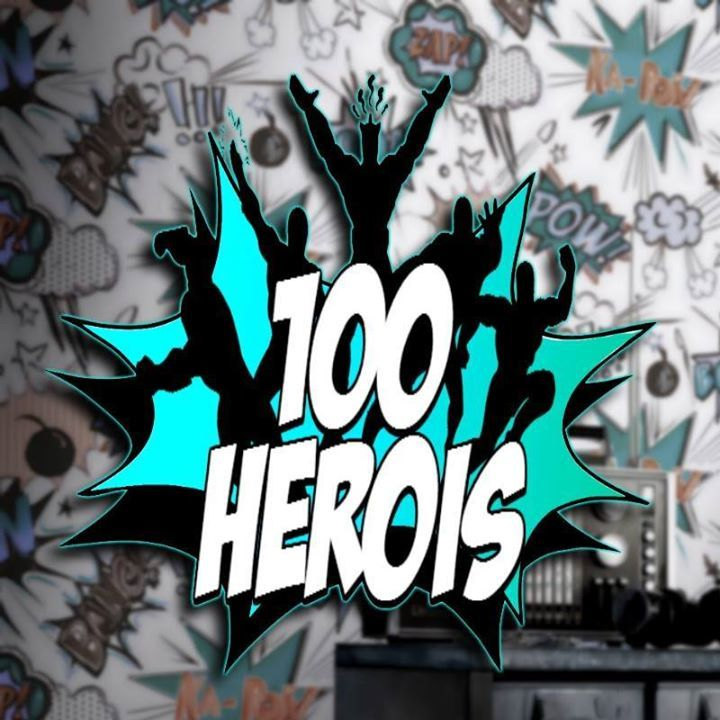 100 Heróis Tour Dates