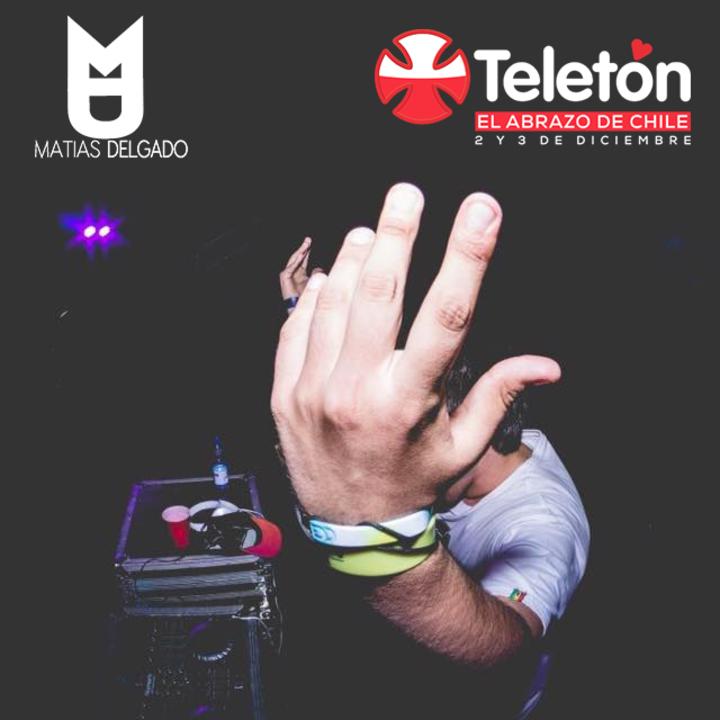 Matías Delgado @ Show Teletón - Viña Del Mar, Chile
