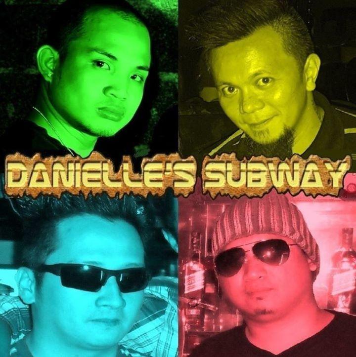 Danielle's Subway Tour Dates