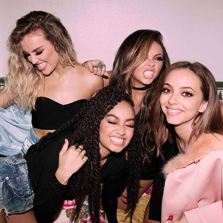 Little Mix @ Golden 1 Center - Sacramento, CA