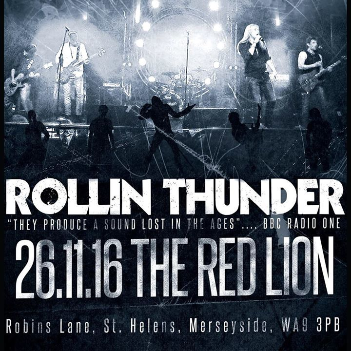 Rollin Thunder Tour Dates