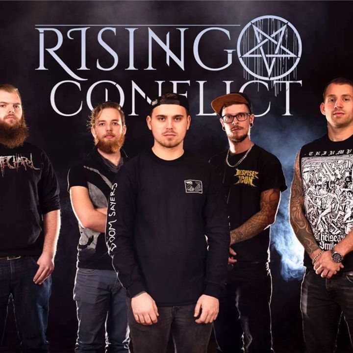 Rising Conflict Tour Dates