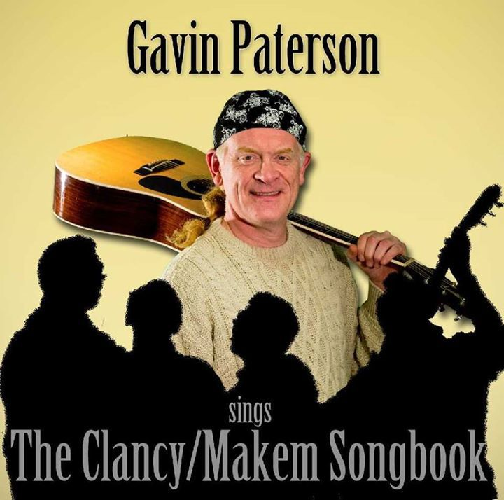 Gavin Paterson & The Clancy Sessions Band Tour Dates