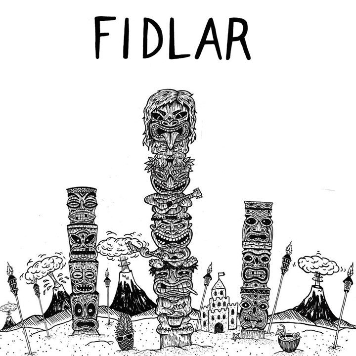 FIDLAR Tour Dates