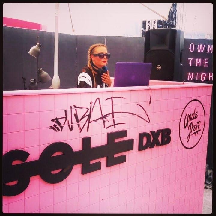 DJ Cheriana Tour Dates