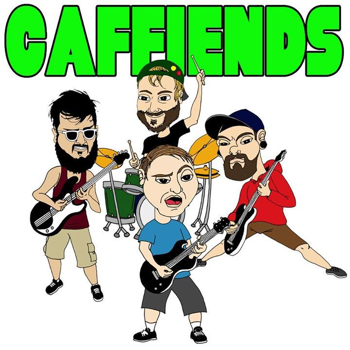 CafFiends Tour Dates