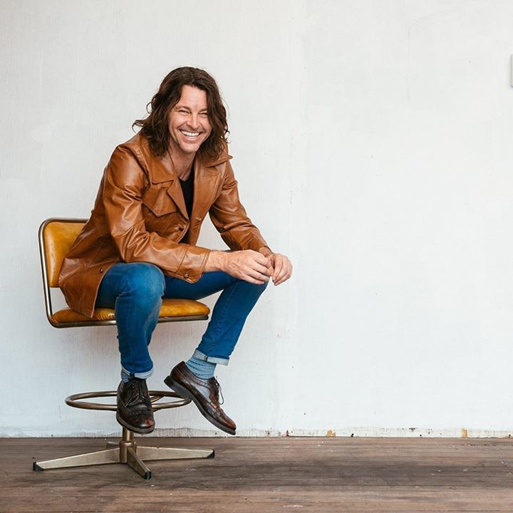 Bernard Fanning @ Hope Estate Winery - Pokolbin, Australia